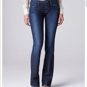 Lucky Brand Lola Boot Jean Size: 29